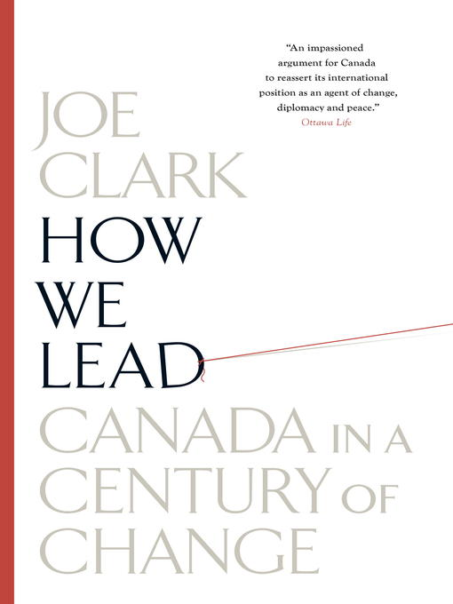 Cover of How We Lead