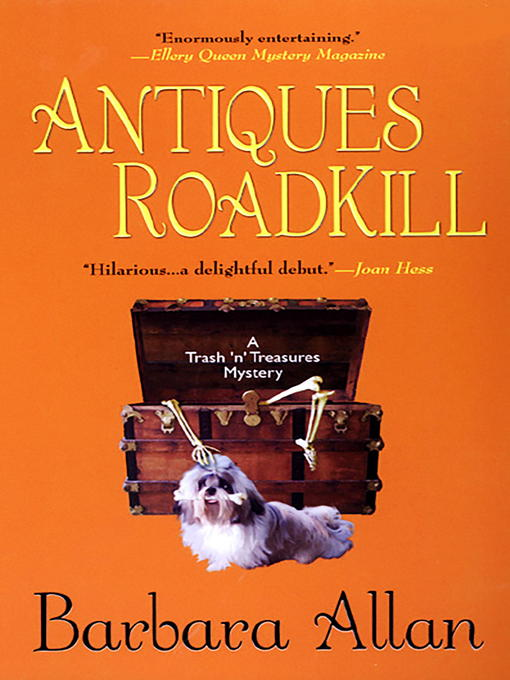 Title details for Antiques Roadkill by Barbara Allan - Wait list