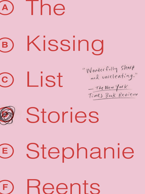 Title details for The Kissing List by Stephanie Reents - Available