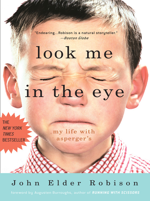 Cover image for Look Me in the Eye