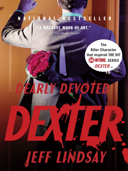 Title details for Dearly Devoted Dexter by Jeff Lindsay - Wait list