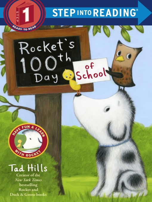 Title details for Rocket's 100th Day of School by Tad Hills - Wait list