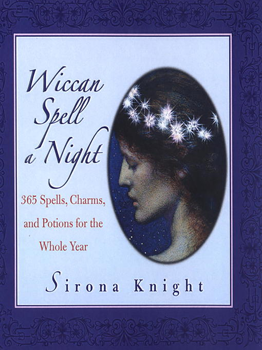 Wiccan Spell A Night