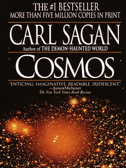Title details for Cosmos by Carl Sagan - Wait list