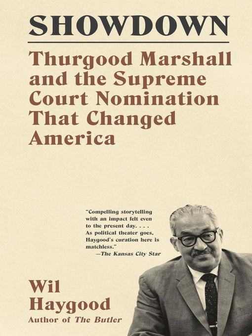 Title details for Showdown by Wil Haygood - Available