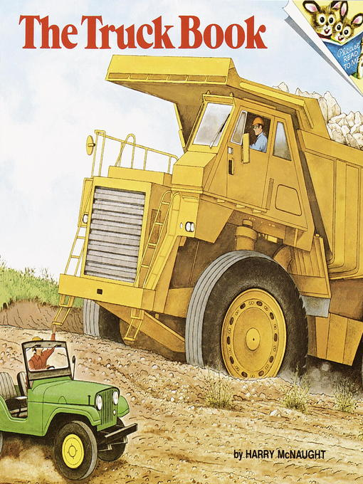Title details for The Truck Book by Harry McNaught - Available