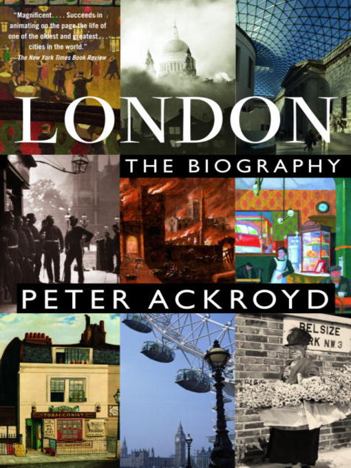 Title details for London by Peter Ackroyd - Wait list