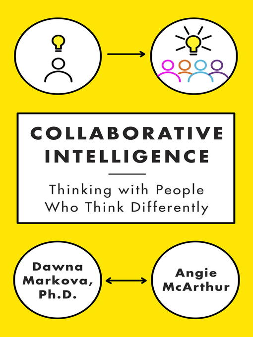 Title details for Collaborative Intelligence by Dawna Markova - Available