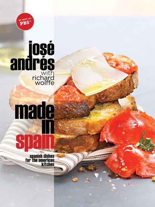 Title details for Made in Spain by José Andrés - Available