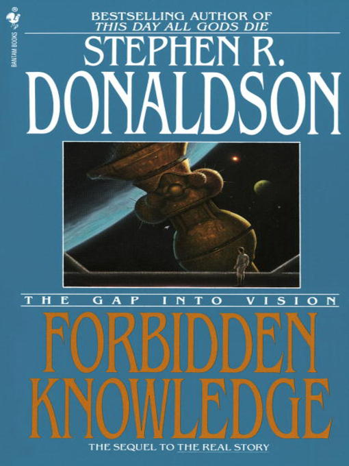 Title details for Forbidden Knowledge: The Gap Into Vision by Stephen R. Donaldson - Wait list