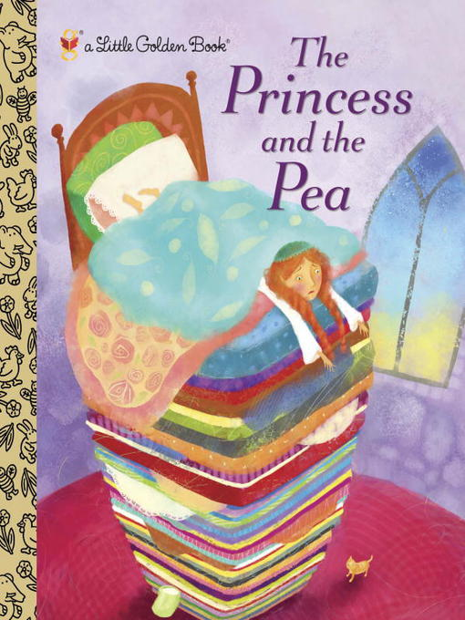 Title details for The Princess and the Pea by Hans Christian Andersen - Available
