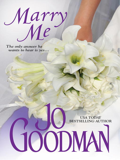 Title details for Marry Me by Jo Goodman - Available