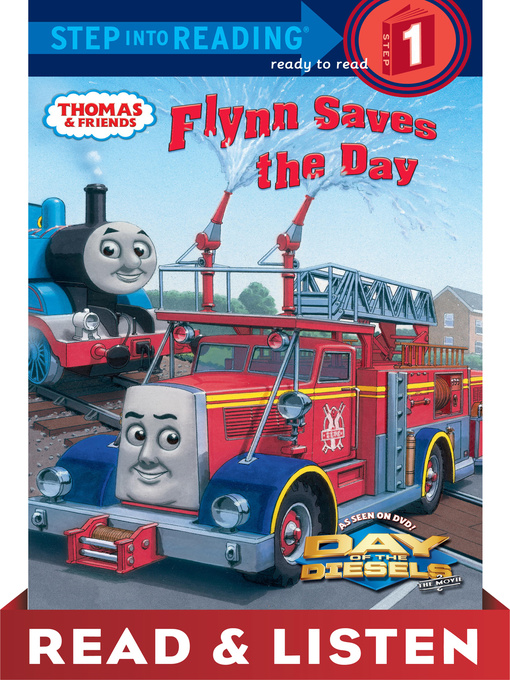 Cover of Flynn Saves the Day