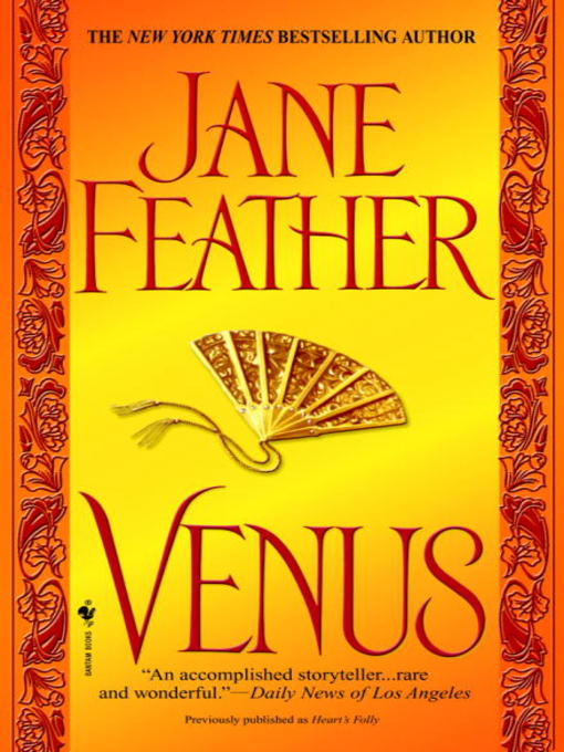 Title details for Venus by Jane Feather - Available