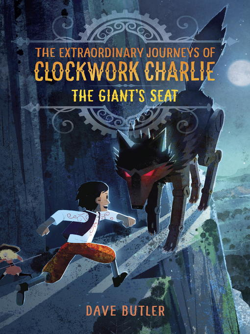 Cover image for The Giant's Seat