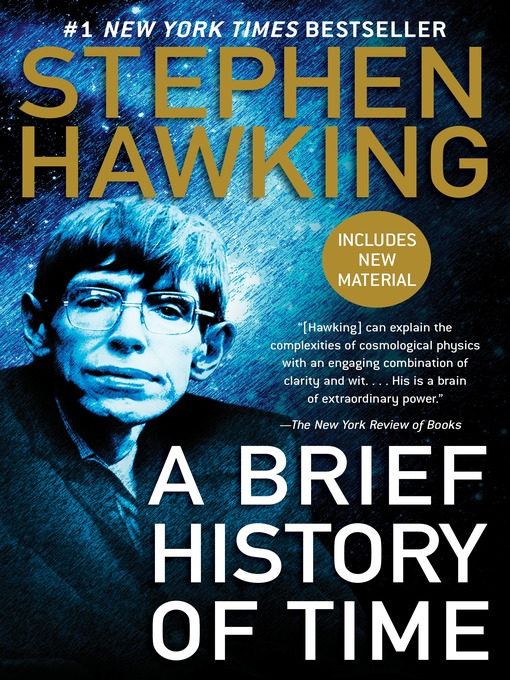 Title details for A Brief History of Time by Stephen Hawking - Available
