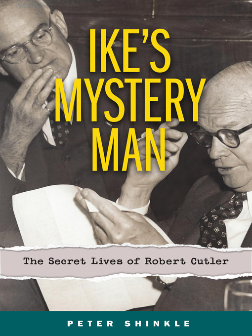 Title details for Ike's Mystery Man by PETER SHINKLE - Available