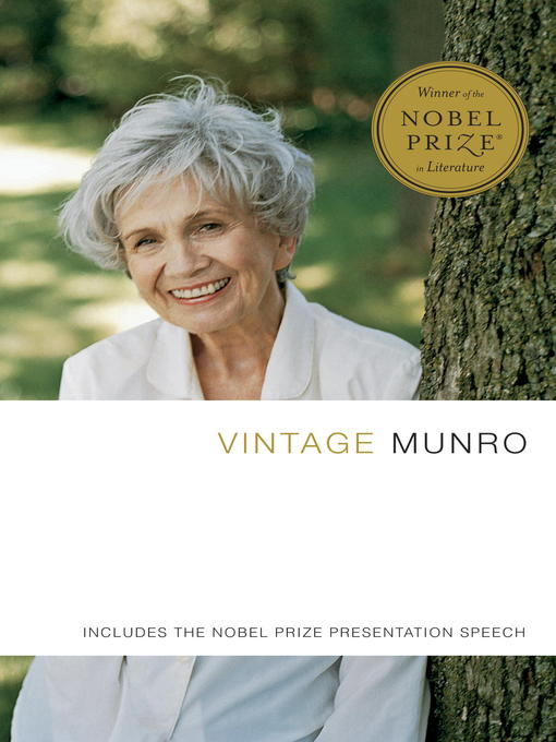 Title details for Vintage Munro by Alice Munro - Wait list