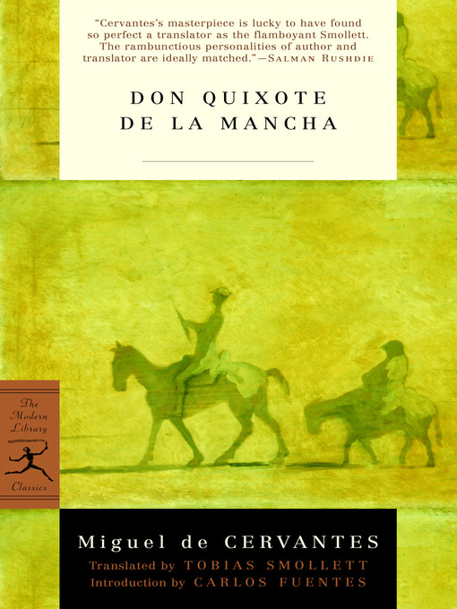 Title details for Don Quixote by Miguel De Cervantes - Available