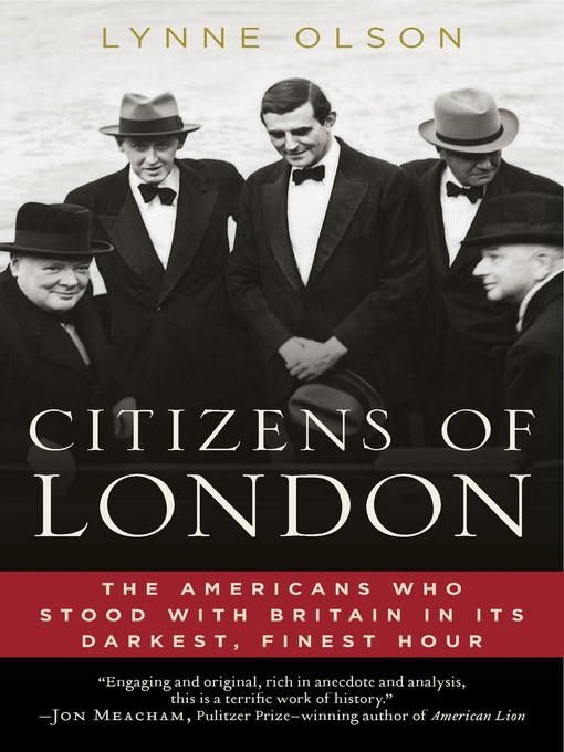 Title details for Citizens of London by Lynne Olson - Available