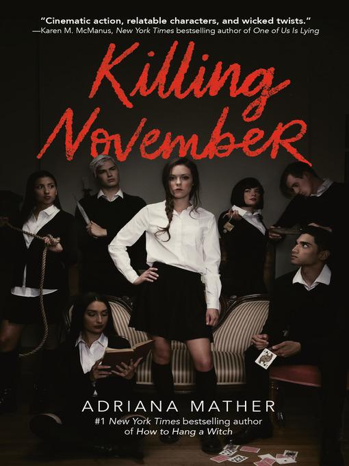 Killing November Killing November Series, Book 1