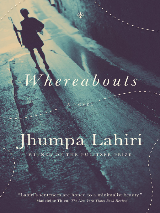 Title details for Whereabouts by Jhumpa Lahiri - Wait list