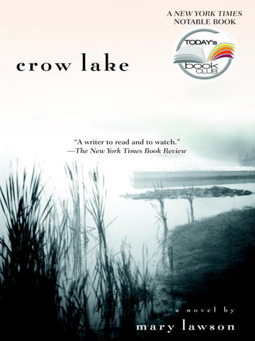 Title details for Crow Lake by Mary Lawson - Wait list