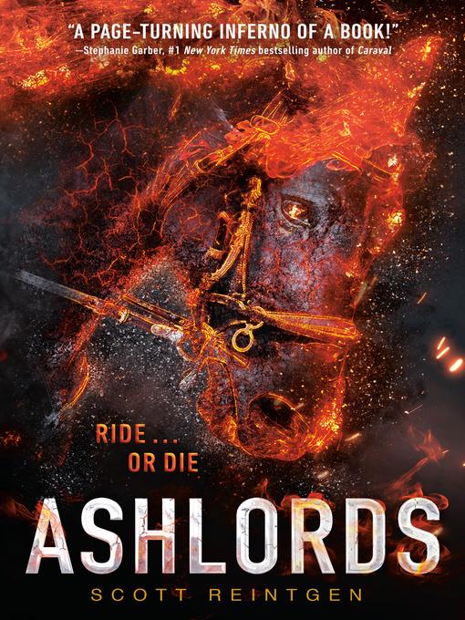 Title details for Ashlords by Scott Reintgen - Wait list