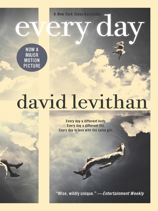 Title details for Every Day by David Levithan - Wait list
