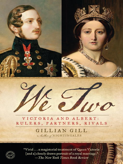 Title details for We Two by Gillian Gill - Available