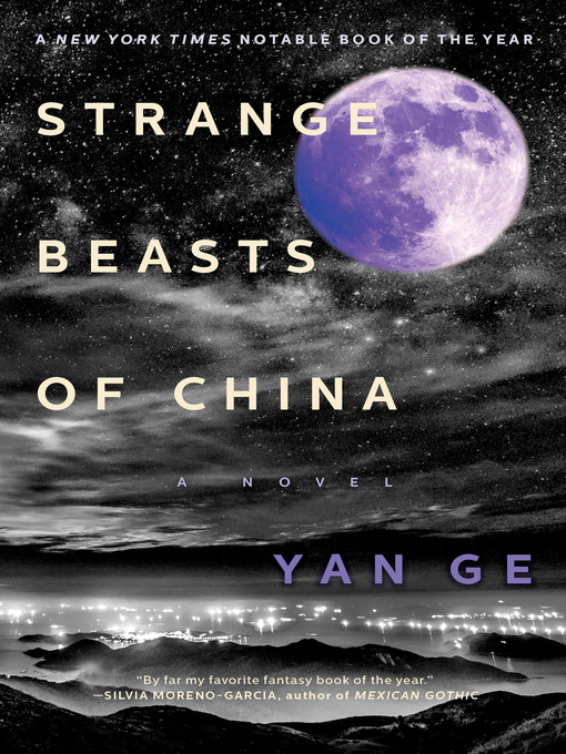 Title details for Strange Beasts of China by Yan Ge - Available
