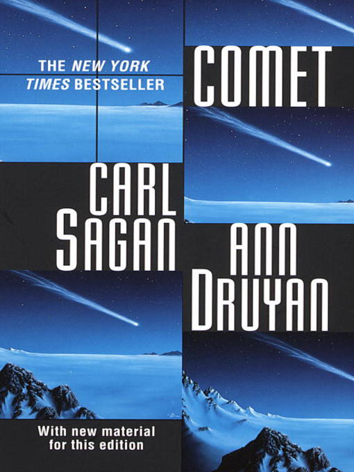 Title details for Comet by Carl Sagan - Available