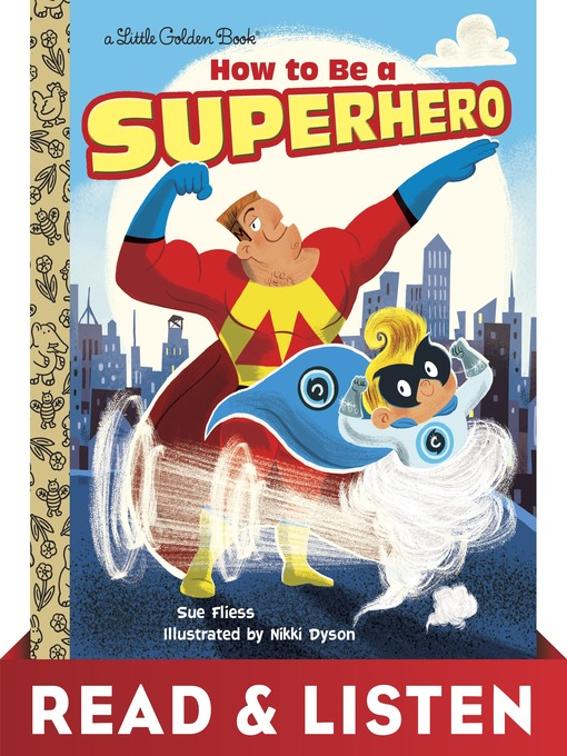 Cover of How to Be a Superhero