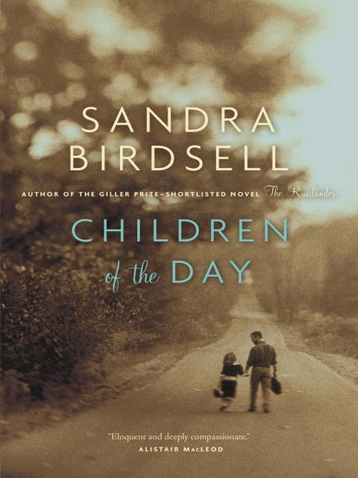 Cover of Children of the Day