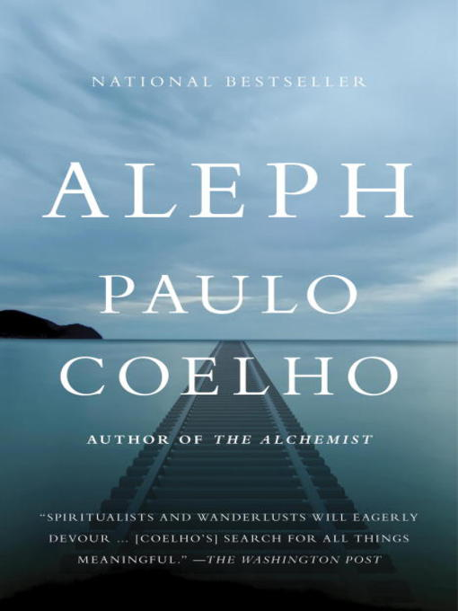 Title details for Aleph by Paulo Coelho - Available