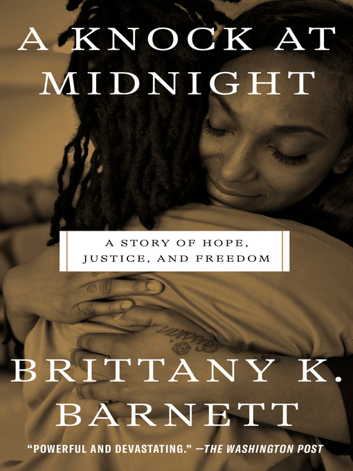 Cover image for book: A Knock at Midnight