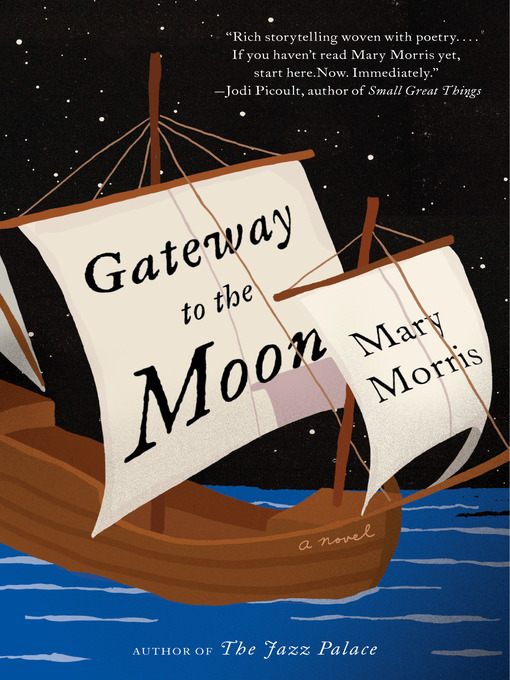 Cover of Gateway to the Moon
