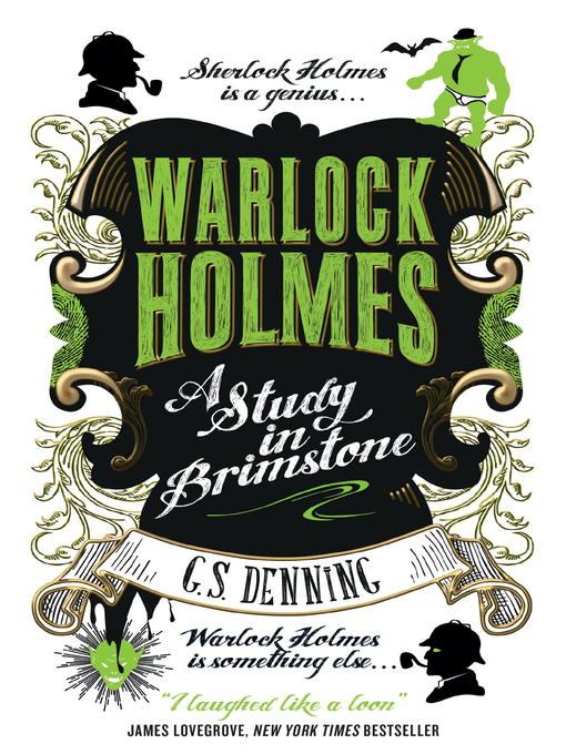 Title details for A Study in Brimstone by G.S. Denning - Wait list