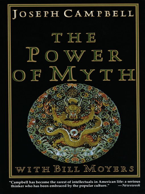 Title details for The Power of Myth by Joseph Campbell - Wait list
