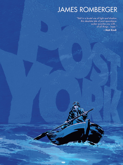 Title details for Post York by James Romberger - Available