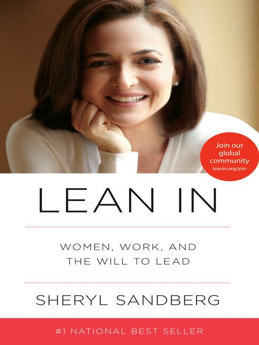 Title details for Lean In by Sheryl Sandberg - Wait list