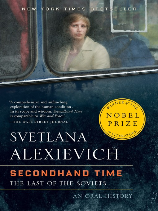 Title details for Secondhand Time by Svetlana Alexievich - Wait list