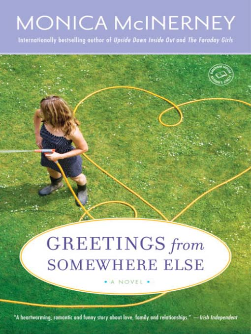 Title details for Greetings from Somewhere Else by Monica McInerney - Wait list