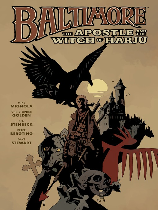 Cover image for Baltimore (2010), Volume 5