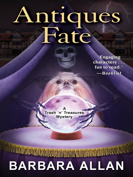 Title details for Antiques Fate by Barbara Allan - Wait list