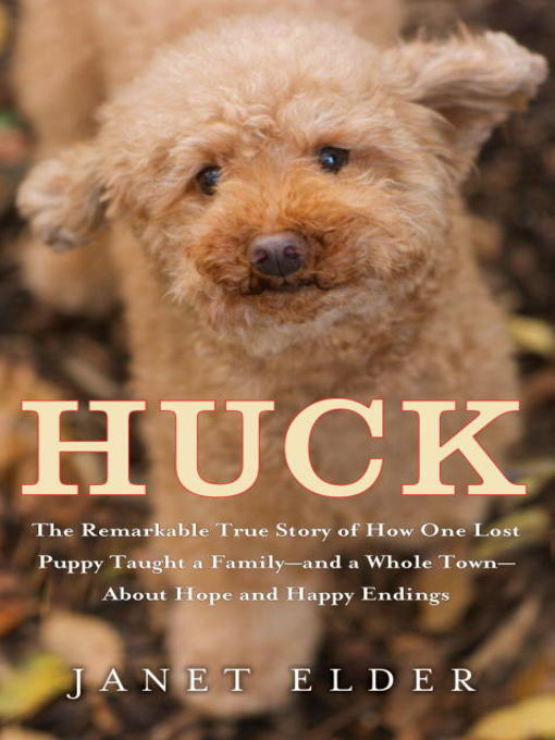 Title details for Huck by Janet Elder - Available