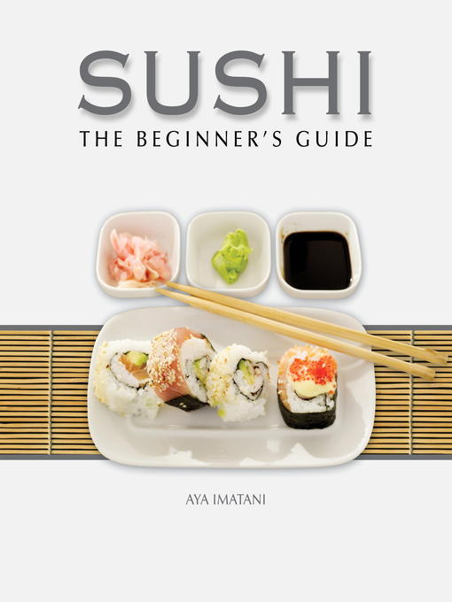 Title details for Sushi by Aya Imatani - Available