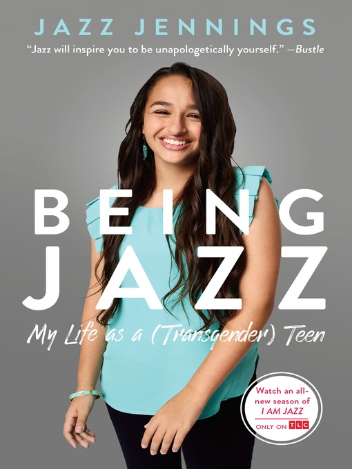 Title details for Being Jazz by Jazz Jennings - Wait list