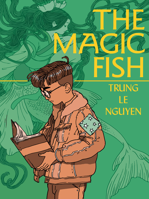 Title details for The Magic Fish by Trung Le Nguyen - Wait list