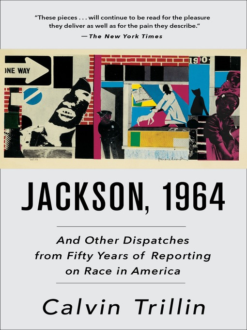 Title details for Jackson, 1964 by Calvin Trillin - Wait list
